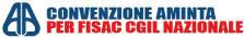 Aminta Fisac-CGIL Logo